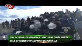 Trabzonspor Taraftarına Çağlayan Adliyesinde Çirkin Saldırı - Tek Rumeli Tv Spor Servisi