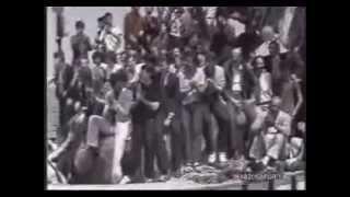 Trabzonspor'un 1984 Yılındaki Şampiyonluk Kutlamaları - Arşiv