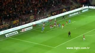 Galatasaray 0 - 3 TRABZONSPOR Maç Özeti