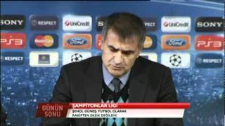 CSKA Moskova - Trabzonspor | maç sonu