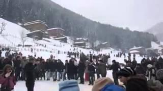 Ayder Yaylası Kar Şenlikleri - Rize