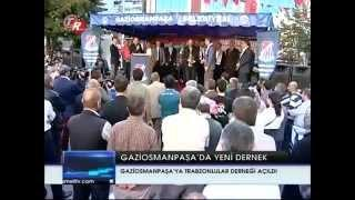 Gaziosmanpaşa Trabzonlular Derneği Açıldı