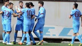 Akhisar Belediyespor 0-2 Trabzonspor Türkiye Kupası Maç Özeti 03.02.2015