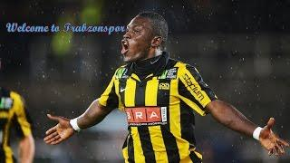 Majeed Waris - Welcome to Trabzonspor | Goals & Skills Best Of 2014 [HD]