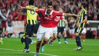 Oscar Cardozo Fenerbahçe'yi Böyle Yıkmıştı