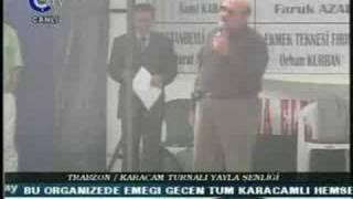 TURNALI YAYLAŞENLİĞİ 2007-2