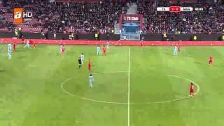 Trabzonspor Vs Manisaspor 9:0 (Tam Maç ●) Full 90 Dakika Izle / Türkiye Kupası HD 2014.