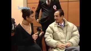 Erkan Ocaklı 40. Yıl Gecesinde Gözyaşlarını Tutamadı
