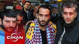 Erkan Zengin Trabzon'da