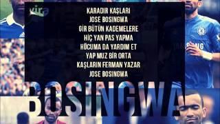 Trabzonspor Taraftarından Jose Bosingwa'ya Beste (Karadır Kaşları) - VİRA