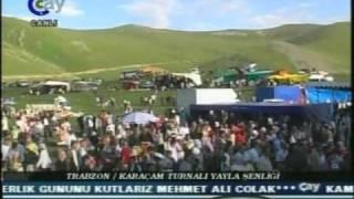 Karacam Turnali Yayla Senligi 2007