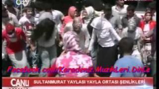 Sultanmurat YaylaŞenlikleri - 2011- Sinan Sami - Horon ( Potpori )