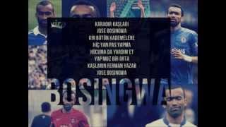 #ViraBosingwa | Karadır kaşları Jose Bosingwa