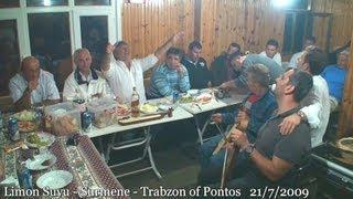 Adem Ekiz ( Beşköylü ) Mouhapet' Limon Suyu - Surmene - Trabzon Of Pontos  21/7/2009 - Αντέμ Εκίζ