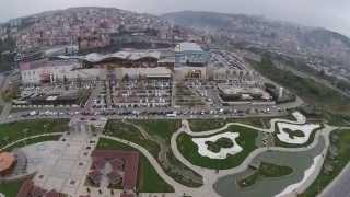 Havadan Trabzon