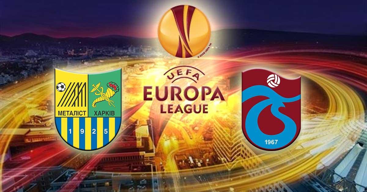 Trabzonspor - Metalist Kharkiv | Canlı Yayın