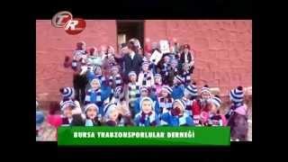 Bursa Trabzonsporlular Derneği Ağrı Patnos Çamurlu köyündeki Çocuklara Yardım Etti