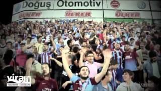 Vira | Trabzonspor - Karabükspor / Tribün #Vira