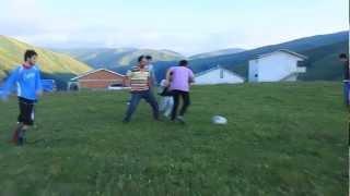 Futbol Yayla Yayla Manoşar Yaylası Trabzon Baltacılı Köyü Abdurrahimbaltaci