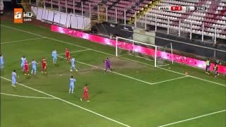 Manisaspor 0-2 Trabzonspor |İlk Yarı Full | Ziraat Türkiye Kupası Maçı