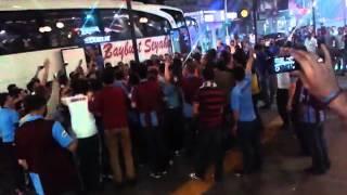 Vira | ZTK Finali / Ankara yolculuğu öncesi Trabzon, meydan