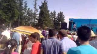 Trabzon,Akcaabat,Kayabasi,Yayla Senligi 07.08.2010