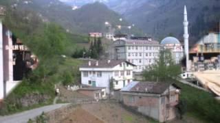 Trabzonçaykara Yeşilalan Köyü çahmut Yaylası