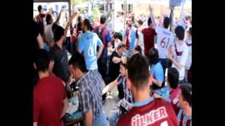 Vira   ZTK Final maçı öncesi Ankara / Sakarya Caddesi - 3