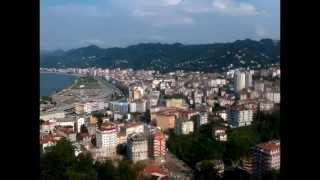 Trabzondan Geliyi Bak Boyuna Boyuna