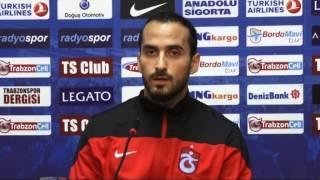 Erkan Zengin Trabzonspor'da..