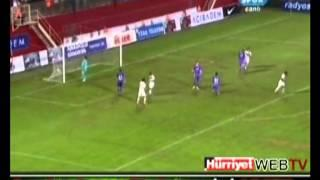 Trabzonspor 2 - 0 Orduspor Maçın Golleri